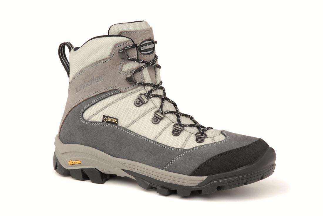 Ботинки 188 PERK GTX RR WNSТреккинговые<br>Комфортная и легкая уличная обувь на каждый день.<br> <br> Особенности:<br><br>Верх: СпилокHydrobloc®,Cordura<br>Подошва:Vibram® Grivola<br>...<br><br>Цвет: Серый<br>Размер: 43