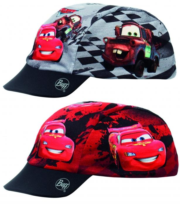 Buff Кепка Licenses CARS CHILD CAP