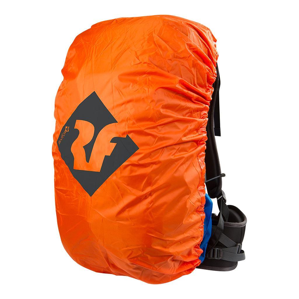 Накидка на рюкзак Rain Cover 100(100 л)Рюкзаки<br>Накидка предназначена для защиты рюкзака от дождя и грязи.<br><br>назначение: туризм, экспедиции<br>материал: Polyester 190T, PU3000<br>объем, л: 100<br><br><br>Цвет: Оранжевый<br>Размер: None