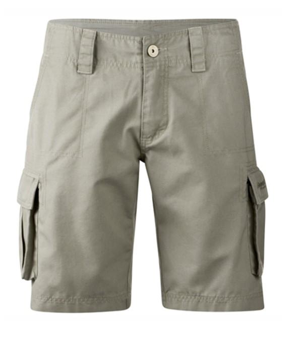 *Шорты Lokka ShortsШорты, бриджи<br>Мужские шорты Bergans Lokka Shorts выполнены из полиэстера в сочетании с хлопком, хорошо садятся по фигуре, не стесняют движений. Шорты оснащены множеством вместительных карманов.<br><br>Характеристики шорт Bergans Lokka Shorts:<br><br>Материал: 65% полиэстер...