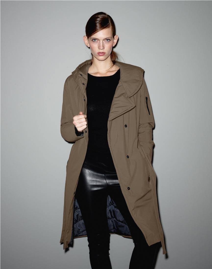 Куртка утепленная жен.LoungeКуртки<br>Куртка утепленная жен.Lounge<br><br>Цвет: None<br>Размер: None