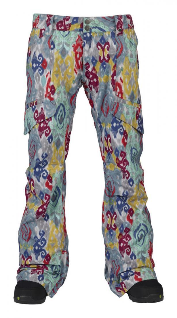 Брюки WB LUCKY жен. г/лБрюки, штаны<br><br> Женские брюки Lucky созданы для сноубордисток, которые не только ценят функциональность и отличные рабочие характеристики, но хотят всег...<br><br>Цвет: Серый<br>Размер: M