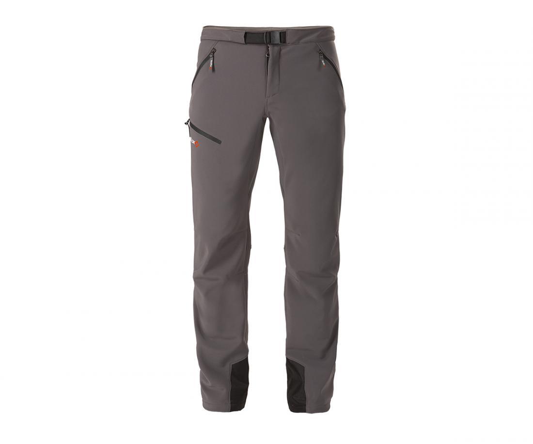 Брюки Yoho Softshell ЖенскиеБрюки, штаны<br>Всесезонные двухслойные брюки из материала класса Softshell с микрофлисовой подкладкой. Брюки обеспечивают исключительную защиту от ветра и...<br><br>Цвет: Темно-серый<br>Размер: 42
