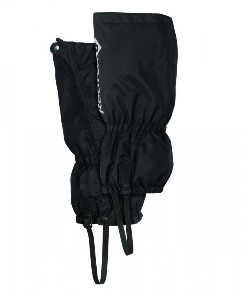 ФонарикиАксессуары<br>Легкие чехлы для защиты верхней частиботинка от дождя, грязи и мокрого снега<br><br>ремешок для регулировки плотностипосадки<br>диагональная молния в боковой части<br>эластичная регулировка объема в верхней части<br><br> &lt;...<br><br>Цвет: Черный<br>Размер: Small