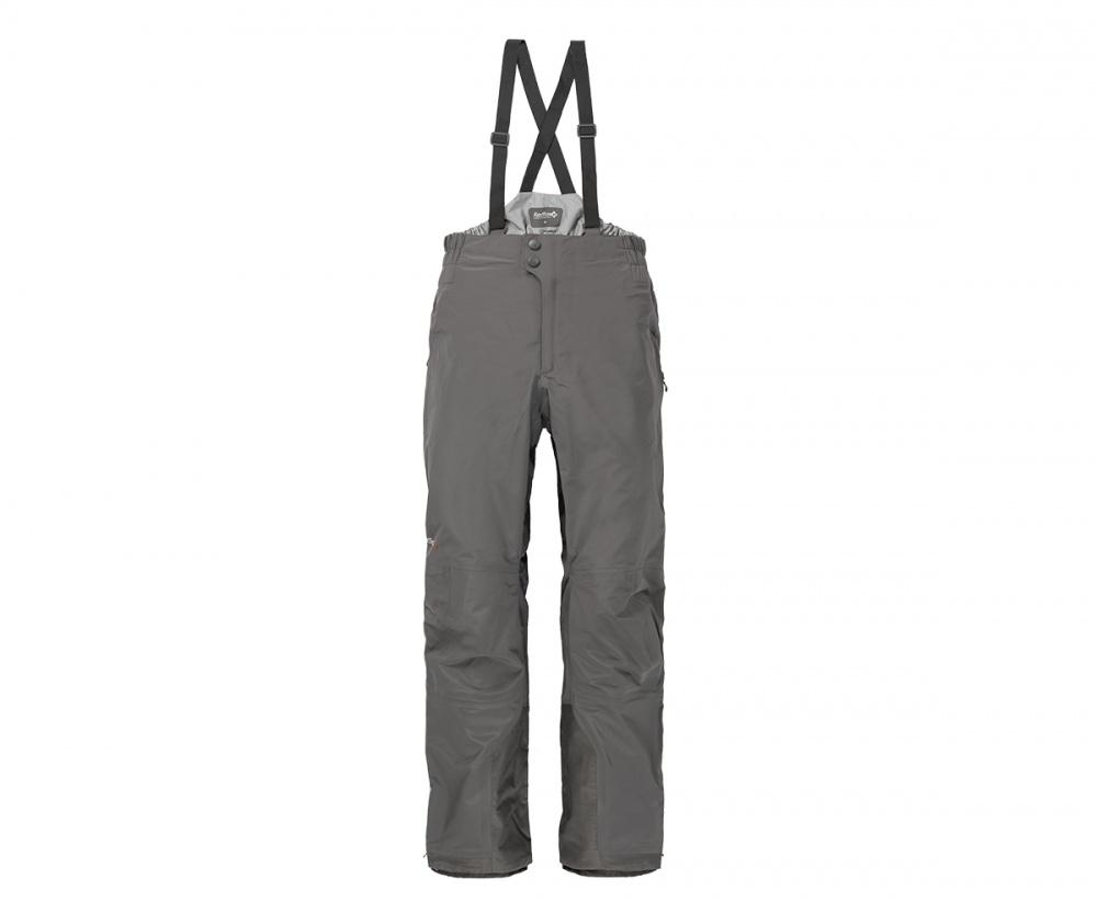Брюки ветрозащитные Vinson ЖенскиеБрюки, штаны<br><br> Классические штормовые брюки, выполнены из очень прочного материала с высокой сопротивляемостью к абразивному износу.<br><br><br>основное назначение: альпинизм<br>штормовые брюки полностью выполнены из мембранной ткани<br>зав...<br><br>Цвет: Серый<br>Размер: 46