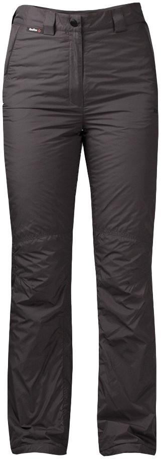 Брюки утепленные Husky ЖенскиеБрюки, штаны<br><br> Утепленные брюки свободного кроя. высокая прочность наружной ткани, функциональность утеплителя и эргономичный силуэт позволяют ощутить исключительную свободу движения во время активного отдыха.<br><br> <br><br>Материал – Dry Factor 1000, ...<br><br>Цвет: Серый<br>Размер: 42