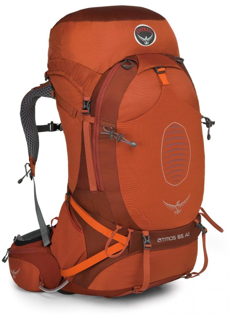 Osprey Рюкзак Atmos AG 65 (LG, Rigby Red, , ,) все цены