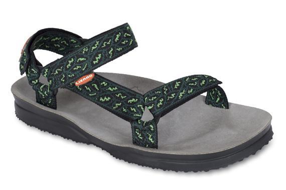 Сандалии HIKEСандалии<br>Легкие и прочные сандалии для различных видов outdoor активности<br><br>Верх: тройная конструкция из текстильной стропы с боковыми стяжками и застежками Velcro для прочной фиксации на ноге и быстрой регулировки.<br>Стелька: кожа.<br>&lt;...<br><br>Цвет: Темно-зеленый<br>Размер: 38