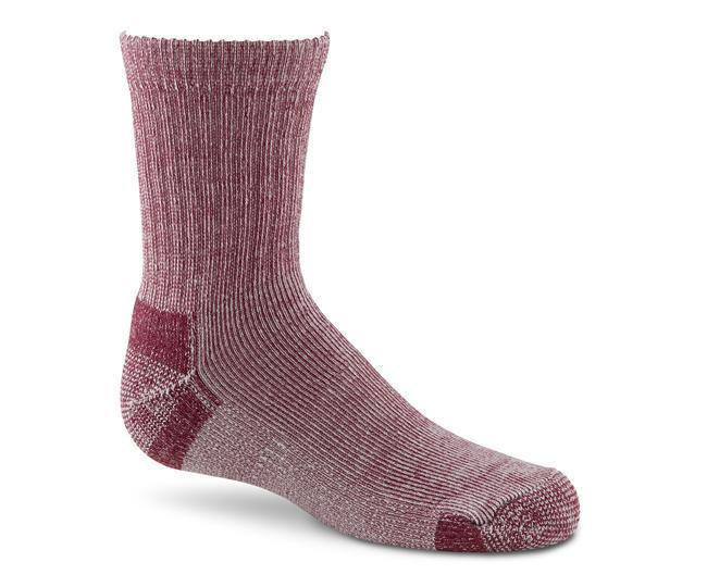 Носки детские 2900 WICK DRY HIKERНоски<br>Благодаря прекрасному сочетанию нейлона, Spandex и технологии Wick Dry®, носки плотно облегают ногу и создают максимальный комфорт.<br><br><br>Ле...<br><br>Цвет: Бордовый<br>Размер: XS