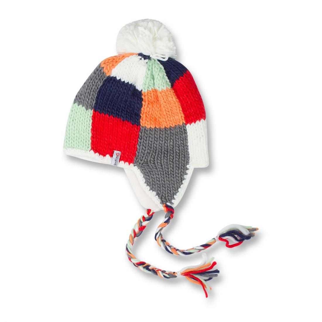 Шапка Polyline IIШапки<br>Модна шапка с теплой флисовой вставкой дл защиты ушей.<br><br><br>Материал: 100% акрил<br><br>Размерный рд: one size<br><br>Цвет: Оранжевый<br>Размер: None