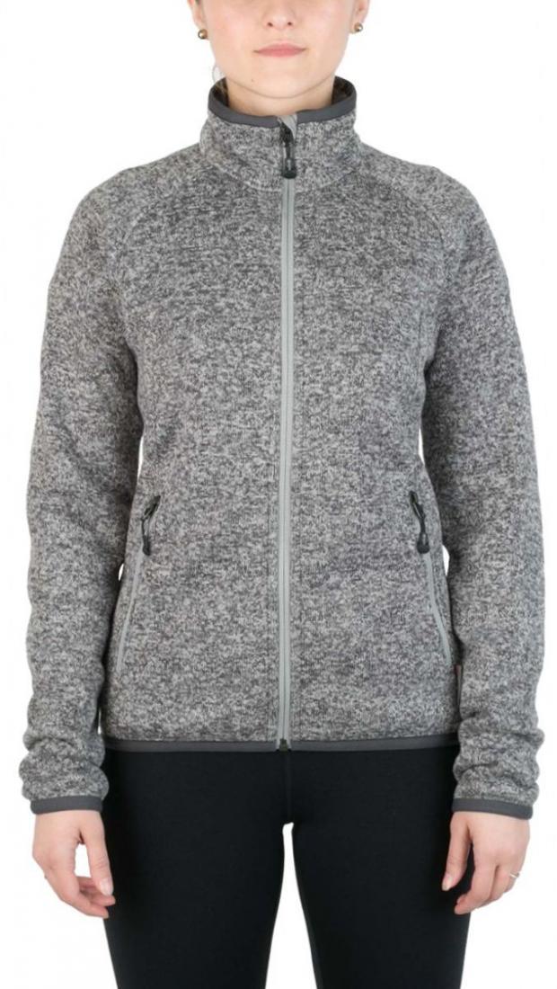 Куртка Tweed III ЖенскаяКуртки<br><br><br>Цвет: Серый<br>Размер: 46