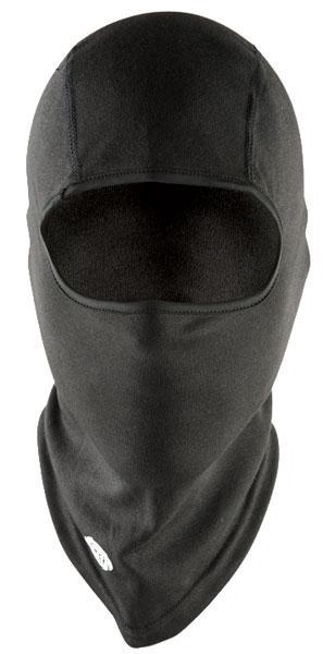Балаклава AdrenalineБалаклавы<br>материал Dri-Release значительно теплее в сравнении с другими теплыми материалами <br>- дополнительная защита от запаха благодаря пропитке Freshguard®<br>- высокий уровень отвода влаги от тела<br>- очень легкая, мягкая<br>- идеально подходит для ношения под шлемо...<br><br>Цвет: Черный<br>Размер: L-XL