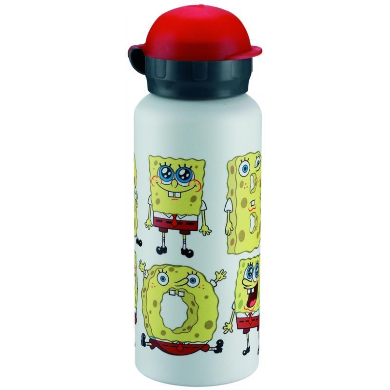 SB04.45 Фляга Sponge Bob EsponjaПосуда<br><br> Фляга Laken Sponge Bob Esponja из серии про Губку Боба понравится не только детям, но и взрослым. Яркая, удобная и надежная, она станет незаменимым спутником на прогулке, в походе или во время занятий спортом. Эксклюзивный дизайн и высокое качество...<br><br>Цвет: Белый<br>Размер: 0.45