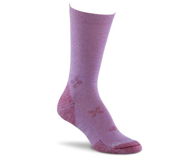 Носки турист. жен. 2563 Spree Lt Quarter CrewНоски<br>Нужен носок, который выдержит любые испытания? Вы нашли то, что искали! Мы создали эту модель специально для женщин, с учетом особенностей строения женской стопы. Благодаря системе управления влагой wick dry® Ваши ноги останутся в сухости.<br><br>...<br><br>Цвет: Розовый<br>Размер: L