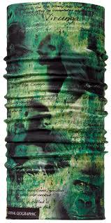 Бандана ORIGINALБанданы<br><br> Бандана ORIGINAL – бесшовный головной убор, выполненный в форме трубы. Эта знаменитая модель от бренда Buff известна своей функциональностью: она легко растягивается, превращаясь то в шарф, то в защитную маску, то в стильную шапку. Инновационная тк...<br><br>Цвет: Цвет морской волны<br>Размер: 53-62
