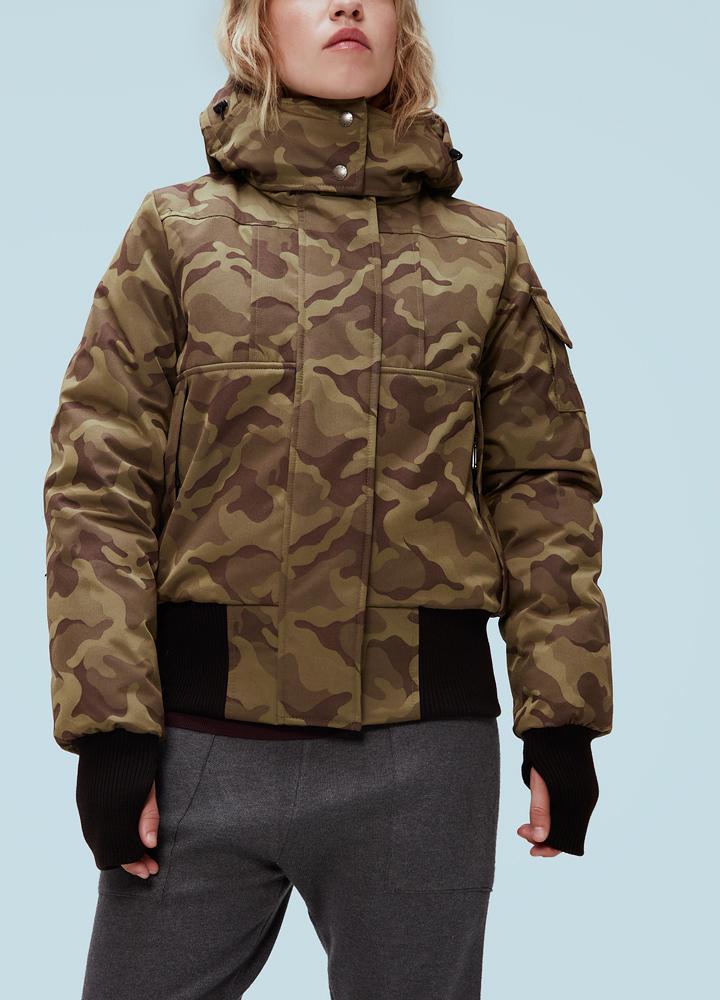 Kanuk Куртка женская Corbeau F ThinDown 58D Coyote (P\S, Kaki camo, , ,) цены онлайн