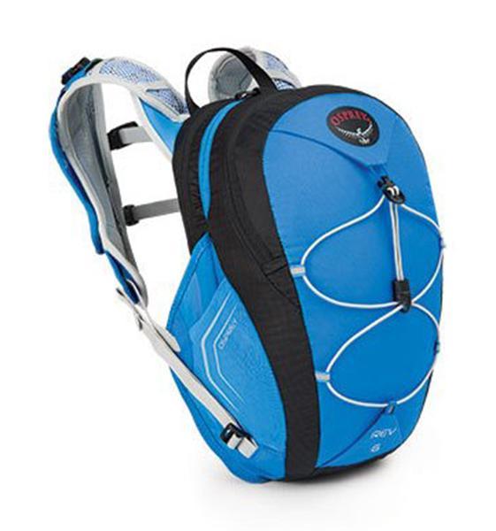 Рюкзак REV 6Рюкзаки<br>Встречайте нового партнера по бегу по природному рельефу - рюкзак Rev 6. Функциональный дизайн и встроенная легкая питьевая система Hydraulics™...<br><br>Цвет: Синий<br>Размер: 5 л