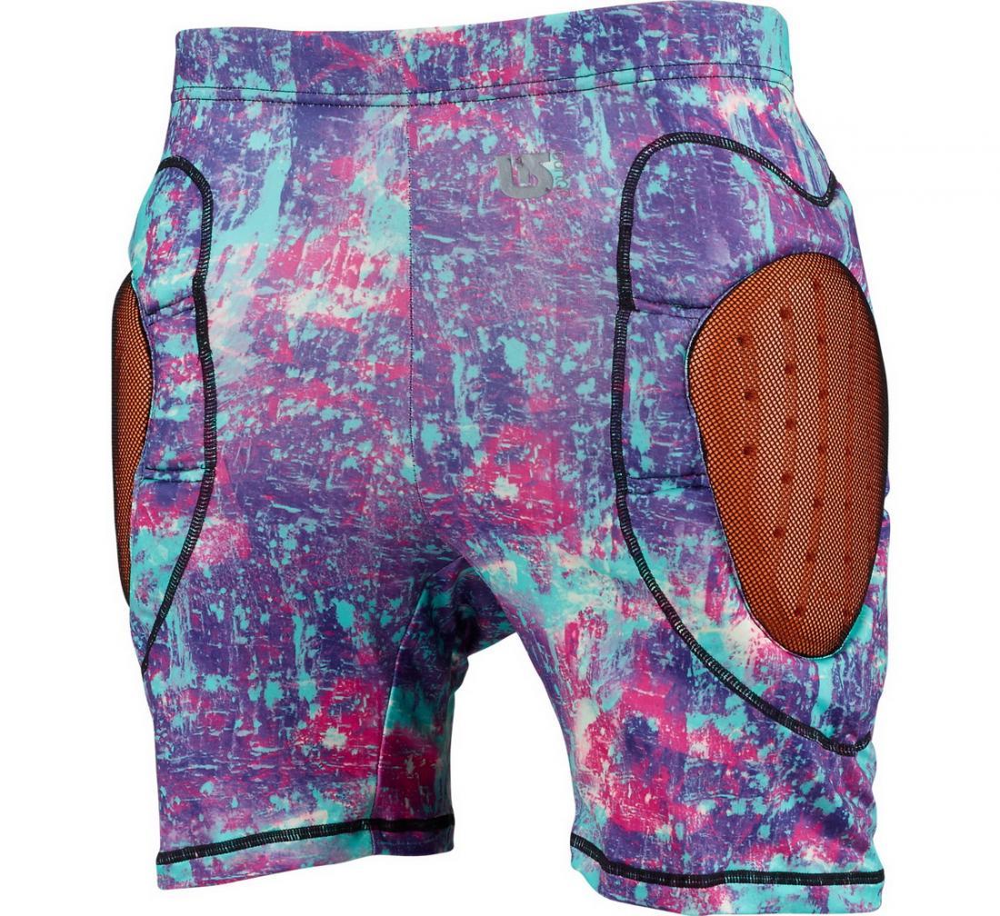 Защита (шорты) WB TOTAL IMP SHORTШорты, бриджи<br>Сноубордические шорты WB TOTAL IMP SHORT – надежная защита от травм от американской фирмы Burton. Разработанные с учетом женской анатомии, они обеспе...<br><br>Цвет: Синий<br>Размер: M