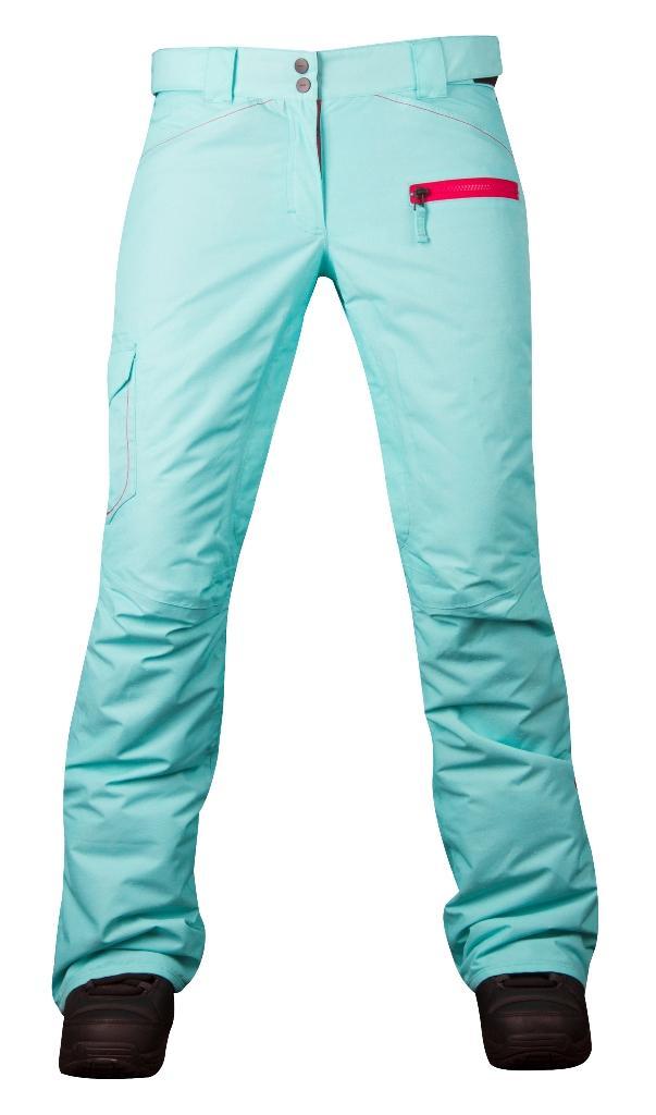 Штаны сноубордические утепленные Norm женскиеБрюки, штаны<br>Женская модель штанов Norm W оснащена зональным утеплением. Она обладают всеми основными характеристиками классических сноубордических штанов, начиная от обилия карманов и заканчивая защитной водостойкой мембраной. К особенностям этой модели также мож...<br><br>Цвет: Бирюзовый<br>Размер: 50