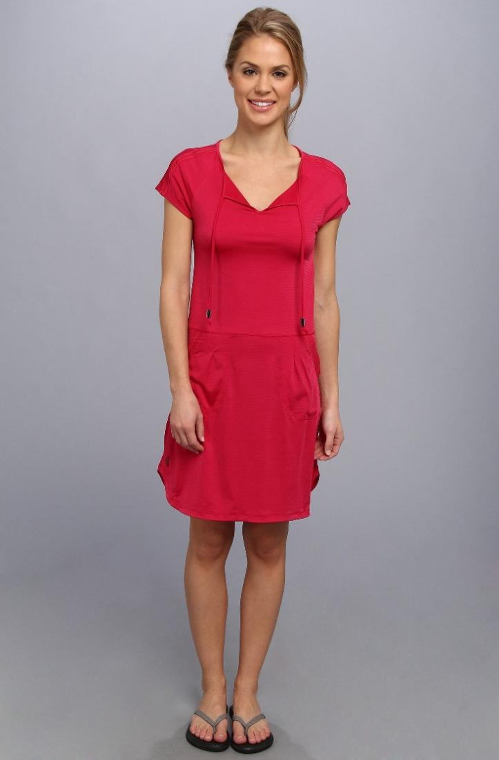 Платье LSW0987 ENERGIC DRESSПлатья<br><br> Energic Dress LSW0987 – платье с необыкновенным кроем, созданное брендом Lole для энергичных девушек. Вы можете использовать его в качестве спорти...<br><br>Цвет: Красный<br>Размер: S