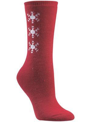 Носки LillenНоски<br>Голова – не единственная часть тела, которая должна всегда оставаться в тепле. Если вы проводитецелый день в лыжных и туристических ботинках, ваши ноги также нуждаются в хорошей защите.Разработанные Seger горнолыжные и туристические носки изготовлены...<br><br>Цвет: Красный<br>Размер: 31-33