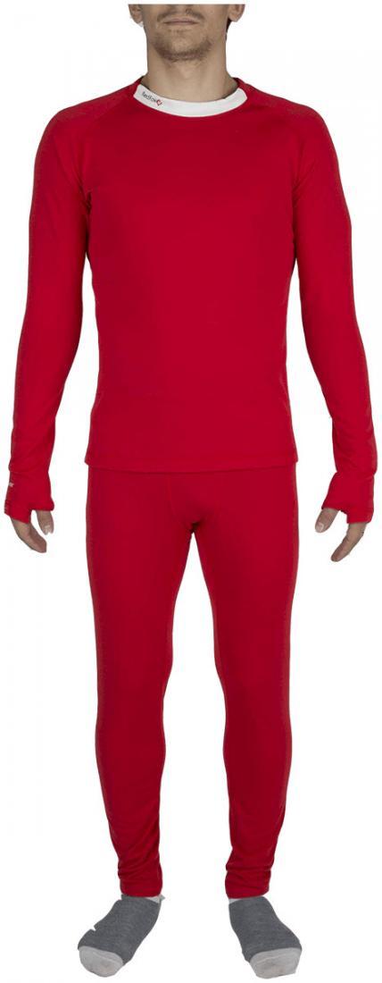 Термобелье костюм Classic Dry II МужскойКомплекты<br><br> Лёгкое и технологичное термобельё, выполненное изматериала Polartec® Power dry®,обладает превосходными характеристиками паропроницаемости ...<br><br>Цвет: Красный<br>Размер: 60