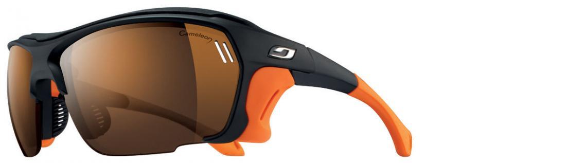 Очки Julbo  Trek 437Очки<br>Эти очки созданы для достижения лучших результатов в экстремальных условиях. Они необычайно лёгкие. Сочетание лучших достижений в области...<br><br>Цвет: Красный<br>Размер: None