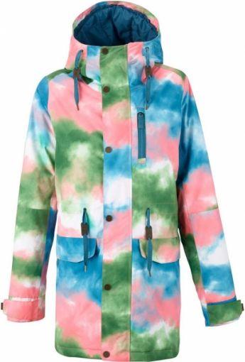 Куртка WB PROWESS JKКуртки<br><br>Особенности:<br><br><br><br><br>Мембрана DryRideDurashell: водонепроницаемость/испарение – 10,000 мм/10,000 гр.<br><br>Внутренняя подкладка из тафт...<br><br>Цвет: Голубой<br>Размер: S