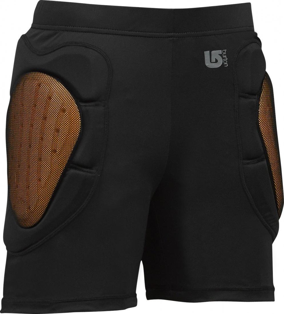 Защита (шорты) WB TOTAL IMP SHORTШорты, бриджи<br>Сноубордические шорты WB TOTAL IMP SHORT – надежная защита от травм от американской фирмы Burton. Разработанные с учетом женской анатомии, они обеспе...<br><br>Цвет: Темно-серый<br>Размер: L