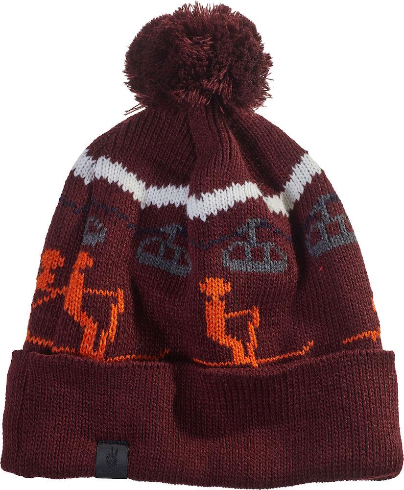 Шапка Street o Hill SH36Шапки<br><br>Красивая теплая шапка Seger Street o Hill SH36 с отворотом и аккуратным помпоном украшена оригинальным вышитым рисунком и станет прекрасным дополнением к зимнему гардеробу. Шапка из 100% акрила — отличное решение для холодной погоды.<br><br>Хара...