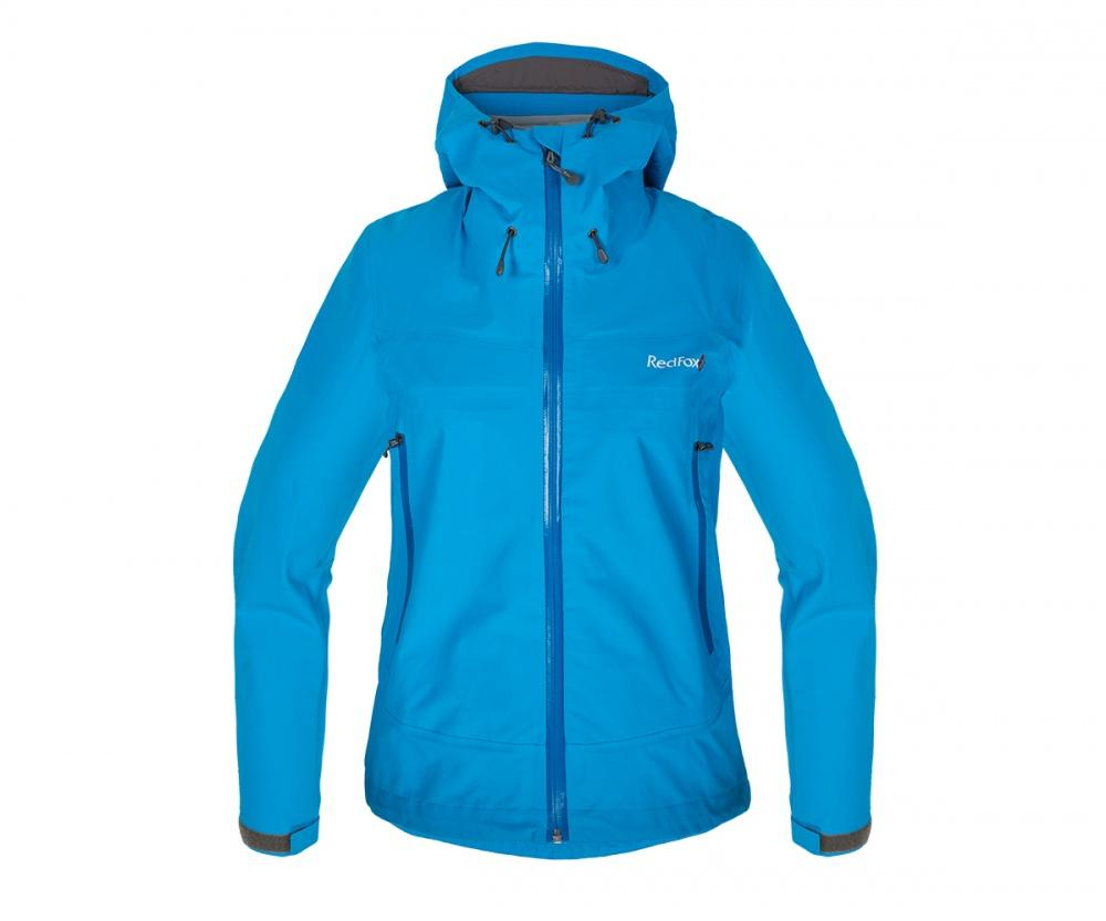 Куртка ветрозащитная Vinson ЖенскаяКуртки<br><br><br>Цвет: Голубой<br>Размер: 44
