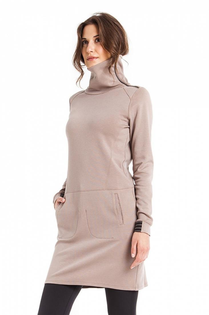 Платье LSW1513 TANGO DRESSПлатья<br>Платье с длинным рукавом из эластичной тканистрейч.<br><br>Воротник-черепахас застежкой-молнией на одной стороне<br>2 прорезных кармана спереди<br>На рукавах манжеты с резинкой<br>Длина 36 дюймов<br>Состав ткани:...<br><br>Цвет: Серый<br>Размер: XL