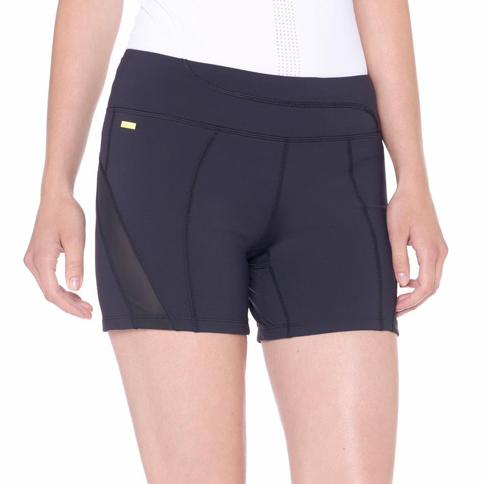 Шорты LSW1355 BALANCE 2 SHORTSШорты, бриджи<br><br><br><br> Для комфортных и результативных тренировок отлично подходят спортивные женские шорты Lole Balance 2 Shorts. ...<br><br>Цвет: Черный<br>Размер: S