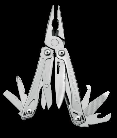 Мультиинструмент ВингманНожи, инструмент<br>Leatherman Wingman - это ни больше, ни меньше, чем инструмент для домашних работ, производства или для кемпинга, который всегда под рукой. Идеальный, легкий, помещающийся в карман стальной инструмент Leatherman Wingman позволяет Вам легко открыть лезви...<br><br>Цвет: Серый<br>Размер: None