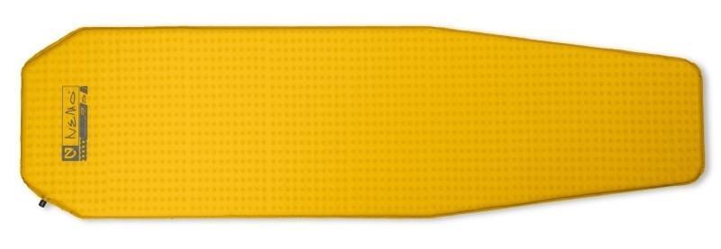 Коврик Zor™ 20Коврики<br>БРЕНД:<br><br> NEMO - легендарный американский бренд с 12-летней историей, создатель инновационной неподражаемой технологии AirSupported (воздушных дуг для палаток). В своих продуктах всегда придерживается умного дизайна и использует самые пере...<br><br>Цвет: Желтый<br>Размер: 182