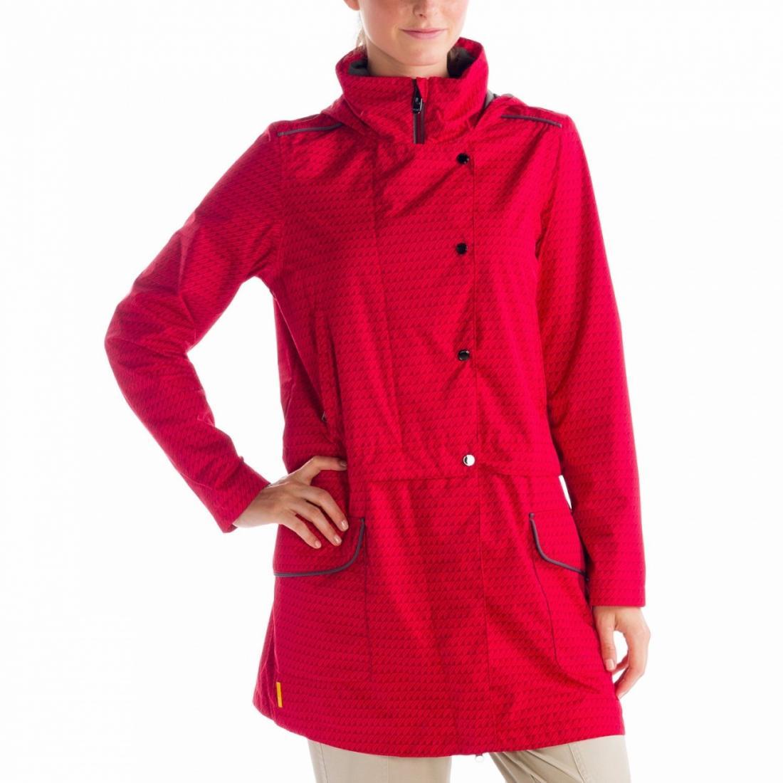 Куртка LUW0222 KENSINGTON JACKETКуртки<br>Спортивная одежда может быть не только функциональной, но и стильной. Отличный тому пример – куртка Kensington Jacket от Lole. Она не только подарит комфорт в непогоду, но и станет ярким акцентом повседневного образа.<br><br><br><br>Материал, из к...<br><br>Цвет: Красный<br>Размер: M