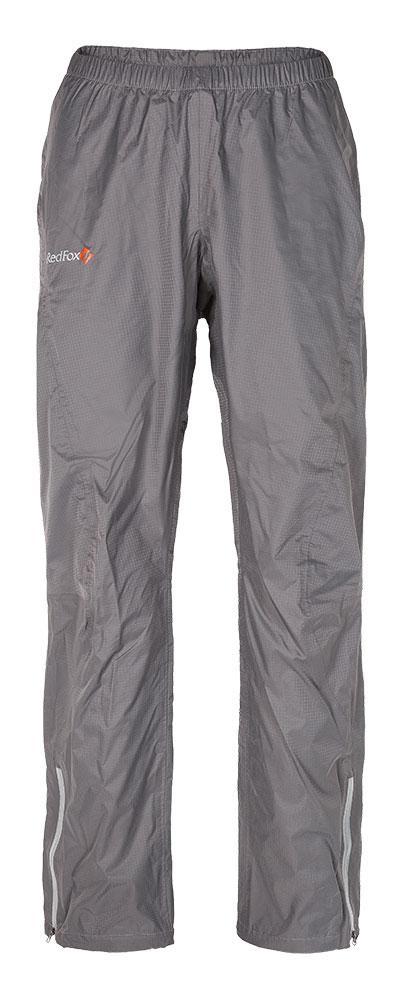 Брюки ветрозащитные Long Trek ЖенскиеБрюки, штаны<br><br> Надежные, легкие штормовые брюки, надежно защитят от дождя и ветра во время треккинга или путешествий.<br><br><br>основное назначение: походы, горные походы, туризм<br>анатомическая форма коленей<br>эластичная регулировка по ...<br><br>Цвет: Темно-серый<br>Размер: 52