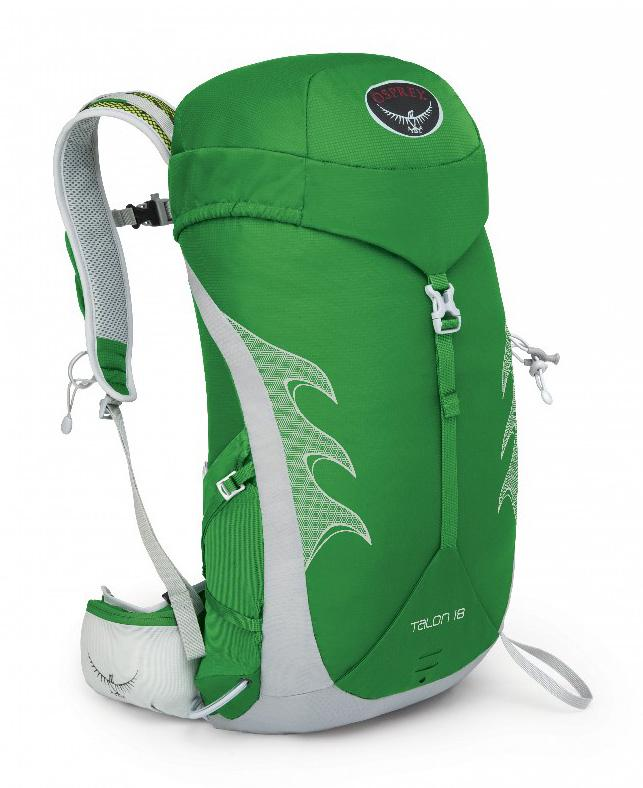 Фото - Рюкзак Talon 18 от Osprey Рюкзак Talon 18 (S-M, Shamrock Green, ,)