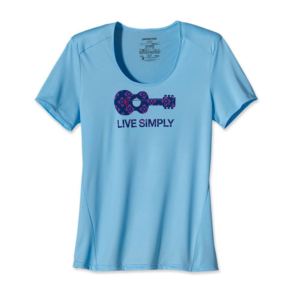 Футболка 45331 WS CAP1 SW GRAPH TSФутболки, поло<br><br><br>Цвет: Голубой<br>Размер: M
