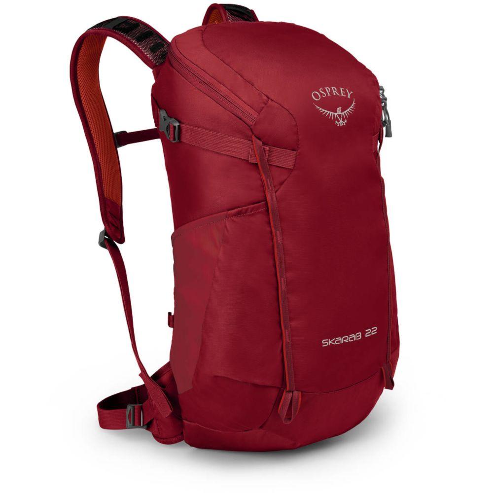 Рюкзак Skarab 22Рюкзаки<br><br>Мужской рюкзак Osprey Skarab 22 сочетает в себе лаконичный дизайн и функциональность. Продуманная конструкция задней панели AirScapeТМ обеспечивает эффективную вентиляцию спины, делая катание максимально комфортным даже в жаркую погоду. Удобные лямк...