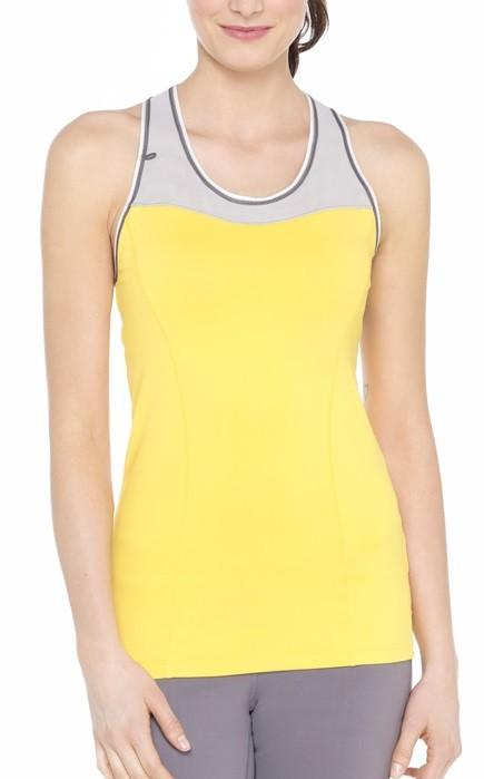 Lole Топ LSW1316 CENTRAL TANK TOP (XS, SOLAR POWER, ,) lole топ lsw0907 central 2 tank top l pomegranate