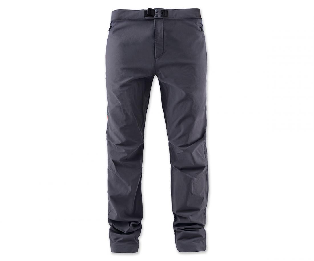 Брюки Shelter ShellБрюки, штаны<br><br> Универсальные брюки из прочного, тянущегося в четырех направлениях материала класса Soft shell, обеспечивает высокие показатели воздухопр...<br><br>Цвет: Темно-серый<br>Размер: 46