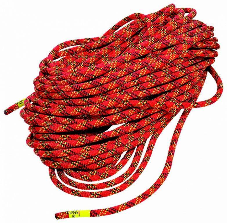 Веревка FOCUS 10.5 STВеревки, стропы, репшнуры<br>Прекрасный выбор для тех, кто хочет использовать только одну веревку. Веревка имеет лучший стандартный диаметр и обладает особой прочностью. Подходит для всех видов лазания.<br><br>Диаметр: 10,5 мм<br>Вес: 68 г/м<br>Длина: 50, 60,...<br><br>Цвет: Красный<br>Размер: 60