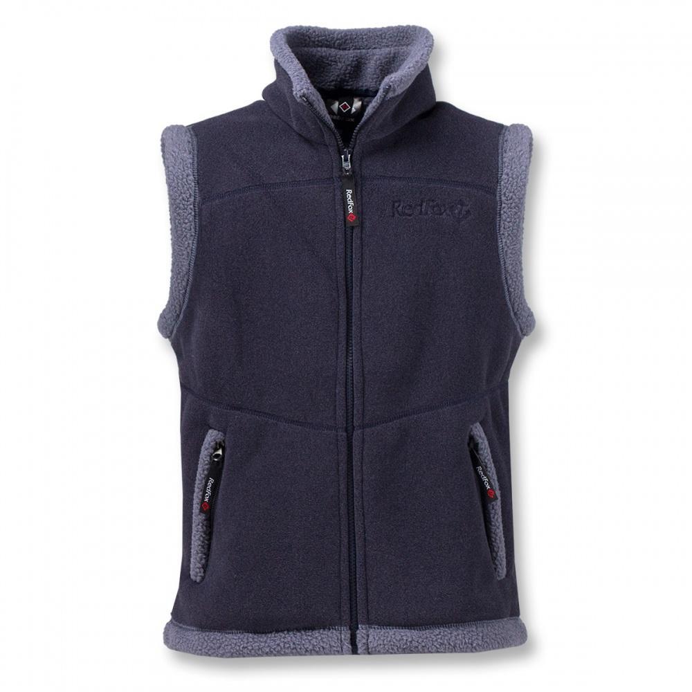 Жилет LhasaЖилеты<br><br> Очень теплый жилет из материала Polartec® 300, выполненный в стилистике куртки Cliff.<br><br><br> Основные характеристики<br><br><br><br><br>воротник ...<br><br>Цвет: Темно-синий<br>Размер: 44