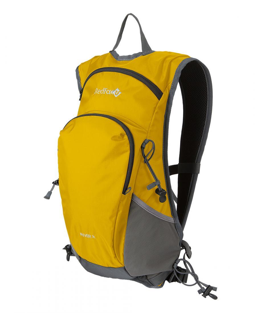 Рюкзак River 2LСпортивные<br>Рюкзак для беговых и фитнес тренировок.<br><br>отделение для питьевой системы<br>небольшое отделение под куртку<br>комфортные плечевые лямки<br>нагрудные и боковые стяжки<br>светоотражающие элементы<br><br> О...<br><br>Цвет: Янтарный<br>Размер: None
