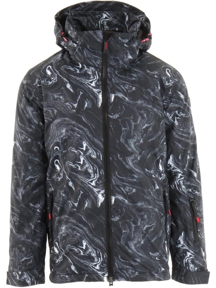 Куртка мужская утепленная ROGUE 10K SWY1001Куртки<br>Функциональная горнолыжная куртка яркого дизайна. Усиленная водостойкая мембрана не даст шансов промокнуть и защитит от непогоды на склоне.<br><br>проклеенные швы в критических зонах<br>съемный капюшон<br>вентиляция в подмышечной ...<br><br>Цвет: Серый<br>Размер: L