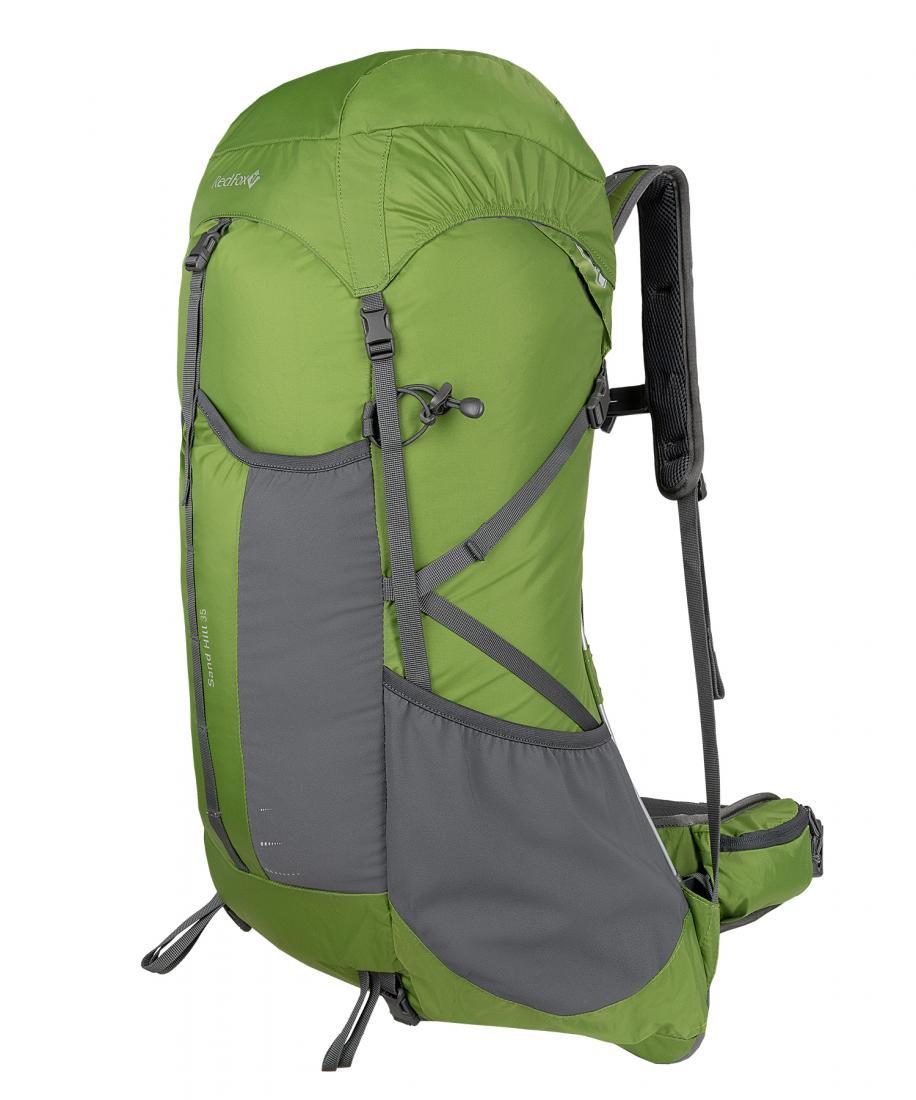 Рюкзак Sand Hill 35Рюкзаки<br>Характеристики рюкзака Sand Hill 35<br><br>Подвесная система Air Vent<br>Возможность размещения питьевой системы<br>Клапан, увеличивающийся в объеме, с карманом на молнии<br>Боковые компрессионные стяжки<br>Гр...