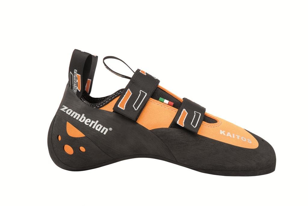 Скальные туфли A44 KAITOSСкальные туфли<br><br> Эти скальные туфли идеальны для опытных скалолазов. Колодка этой модели идеально подходит для менее требовательных, но владеющих высоким уровнем техники скалолазов, которые нуждаются в многофункциональном снаряжении. Эту модель отличает более сглаж...<br><br>Цвет: Оранжевый<br>Размер: 41