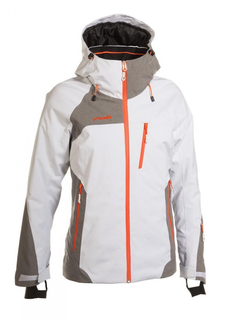 Куртка ES482OT63 Snow Light Jacket, жен.Куртки<br><br><br>Цвет: Белый<br>Размер: 34