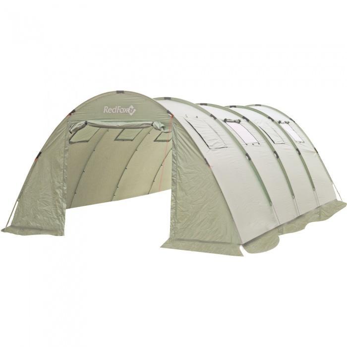 Жилой модуль для палатки Team Fox LightКемпинговые, для базового лагеря<br><br> Вместительный жилой модуль для использования внутри палатки Team Fox Light.<br><br><br> Модель легко прикрепляется, обладает двумя входами с противомоскитными сетками<br><br> <br> Особенности:<br><br>Серия: Basic.<br> <br>...<br><br>Цвет: Серый<br>Размер: None